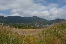 箱根仙石原の山の画像004
