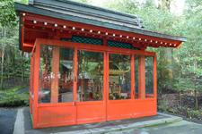 箱根神社の御輿
