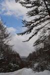 白川郷の雪の画像005