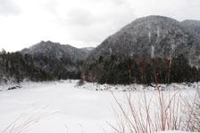 白川郷の雪の画像006