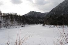 白川郷の雪の画像007