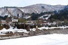 白川郷の古民家の画像046