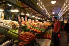 パイク・プレイス・マーケットの八百屋の画像004