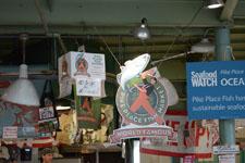 パイク・プレイス・マーケットの魚屋の画像005