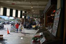 パイク・プレイス・マーケットの街並みの画像002