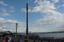 シアトル トーテムポールの画像002