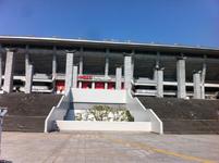 サッカースタジアムの画像217