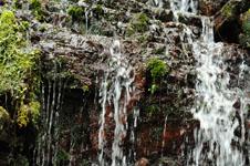 中津渓谷の滝の画像004