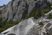 ヨセミテ国立公園の岩の画像001