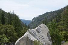 ヨセミテ国立公園の岩の画像003