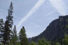 ヨセミテ国立公園の岩山の画像003