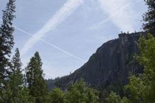 ヨセミテ国立公園の岩山の画像005