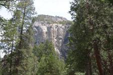 ヨセミテ国立公園の岩山の画像011