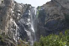 ヨセミテ国立公園のブライダルベール滝の画像001