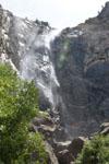 ヨセミテ国立公園のブライダルベール滝の画像002