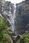 ヨセミテ国立公園のブライダルベール滝の画像004