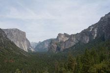 ヨセミテ国立公園の岩山の画像004