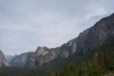 ヨセミテ国立公園の岩山の画像006