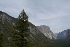 ヨセミテ国立公園の岩山の画像007