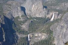 グレイシャー・ポイントからの岩山の画像001
