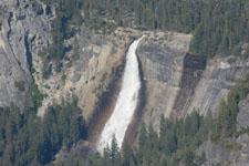グレイシャー・ポイントからの滝の画像001