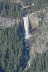 グレイシャー・ポイントからの滝の画像003
