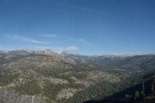 グレイシャー・ポイントからの岩山の画像002