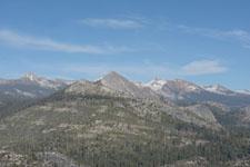 グレイシャー・ポイントからの岩山の画像003
