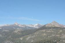 グレイシャー・ポイントからの岩山の画像004