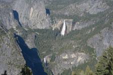 グレイシャー・ポイントからの滝の画像006