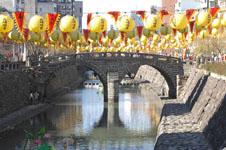 めがね橋とランタンの画像006