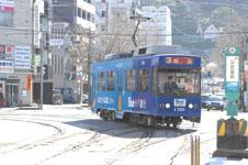 長崎の路面電車の画像001
