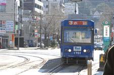 長崎の路面電車の画像002