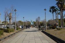 長崎の平和祈念像の画像002