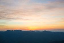 梶ヶ森の朝日の画像001