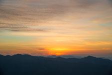 梶ヶ森の朝日の画像003