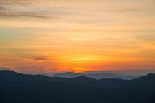 梶ヶ森の朝日の画像004