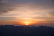 梶ヶ森の朝日の画像005