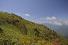 剣山の山の画像005