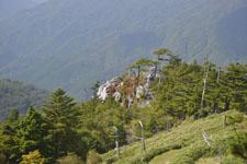 剣山の山の画像012