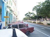 オールド・ハバナの街並みの画像001