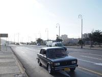 オールド・ハバナの道路の画像001