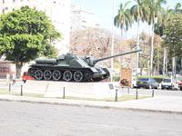 オールド・ハバナの戦車