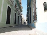 オールド・ハバナの街並みの画像015
