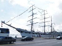 オールド・ハバナの船の画像001