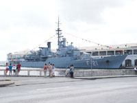 オールド・ハバナの船の画像002