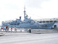 オールド・ハバナの船の画像003