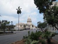 オールド・ハバナの街並みの画像029