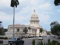 オールド・ハバナの街並みの画像030