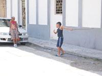 オールド・ハバナの街並みの画像035